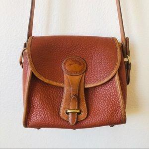 Dooney & Bourke Vintage Leather Crossbody Purse